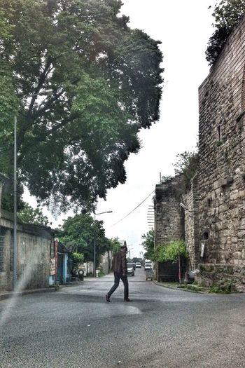 Invisiblephotographer Street Photography Istanbul Historical Yedi düvel zindanından beterdir yedikule...