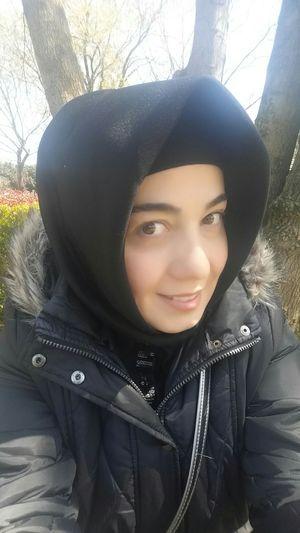 People Hijab Selfie Selfportrait That's Me First Eyeem Photo EyeEm Gallery EyeEm Best Edits Talking Pictures Istanbul City