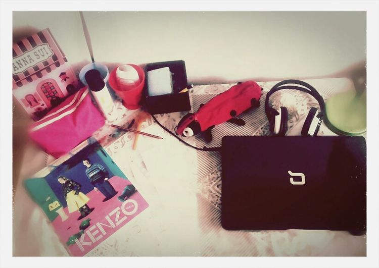 My Desk <3 <3