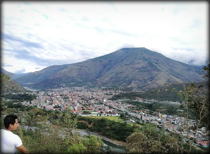 Mountain Nature Beauty In Nature Relaxation Tranquility Day Quibamba-Cusco Lost In The Landscape
