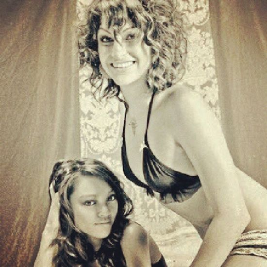 Photo shoot for silver medallion back in 2009! With my lovely ROxyy! :) <3 Photoshoot Silvermedallion Musicvideo Lingerie Curlyhair BFFL  SexyBitches Camera Hot Phoenix AZ Downtownphx Warehouse Music Models Beautiful