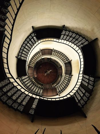 Spiral Stairs Architecture