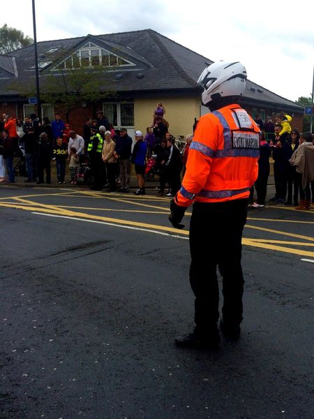 Mr marshal! Event Marshal Tour De Yorkshire Yorkshire Keeping Calm