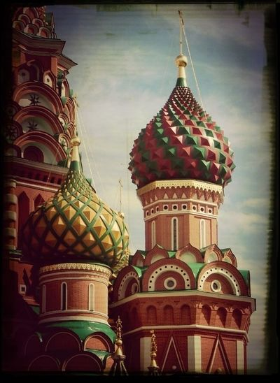 Moscow Marvelous Moscow