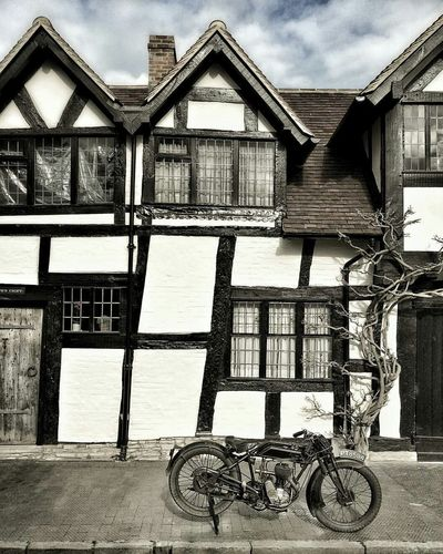 Day No People Shakespeare Stratford-upon-Avon William Shakespeare Old House