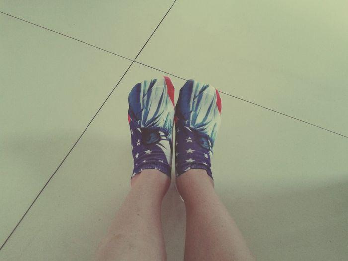 'Murica Socks