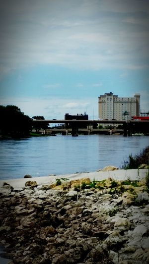 Our great city :-) Taking Photos Arkansas River