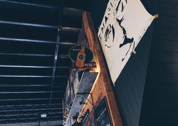 Cafe Cafés Wall Ceiling Art Black Decoration Interior Design Davesdeli Malaysia
