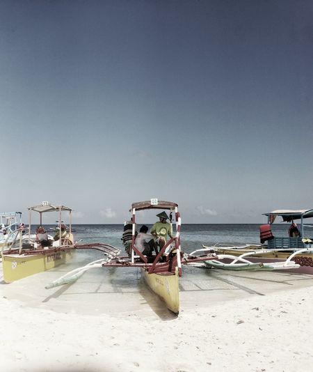 Bugsay... Camiguin White Island Bangka Colour Of Life