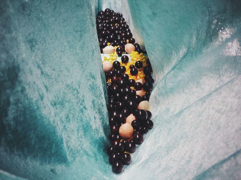 silence is golden Beads Black Pearl Cloth Decoration Fold Fresh On Eyeem  Hidden Illuminated Lit Pearls Rift Satin Secret Silence Is Golden Turquoise Wooden Beads