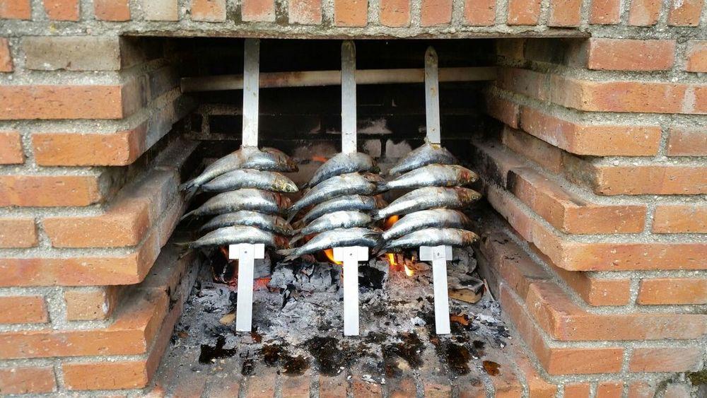 Street Food Worldwide Espetos Sardinas Barbacoa