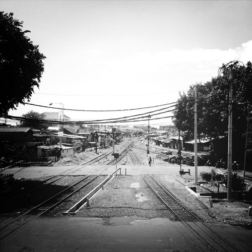 IPhoneography Blackandwhite Power Lines Divestreetphotography