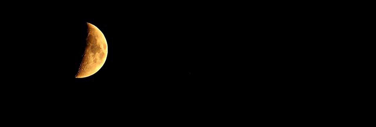 Negative Space Hope Yellowmoon Moon Moonlight Canon600D OpenEdit Black
