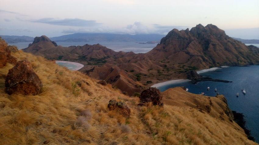 Outdoors Mountain Water Rock - Object Desert Sky Landscape Cloud - Sky Arid Landscape Physical Geography Volcanic Landscape