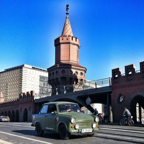 Trabant Go West What Does Freedom Mean To You?