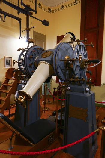 View of machine part