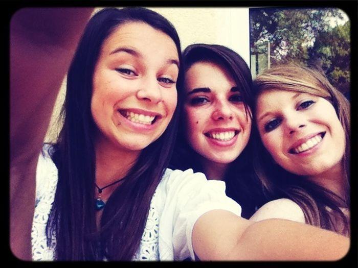 Les amis c'est ce qu'il y a de plus beau dans la vie!