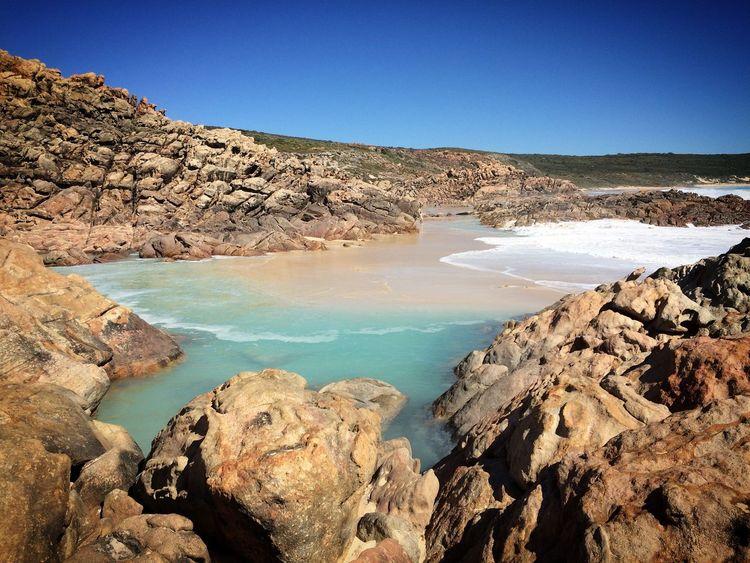 Australia Margaret River Region Tranquil Western Australia Aqua Beaches Beauty Injinup Lifestyles Ocean Peaceful Rocks Tourism Water