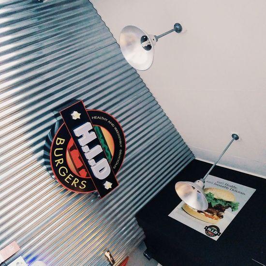 HID Burgers Taking Photos Food Trip Date Burger