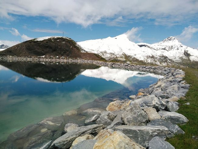 Mountain Nature Water No People Outdoors Lake Day Landscape Beauty In Nature Scenics Sky Alpessuisses Alpes Reflection Switzerlandpictures Switzerland Alps Switzerland Suiza Beauty In Nature Travel Destinations Vacations Nature Snowcapped Mountain Mountain Range Tourism Been There. Perspectives On Nature