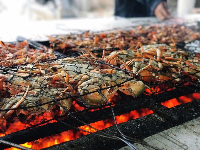 Seafood Crab Kedonganan Bali IPhone Iphonephotography