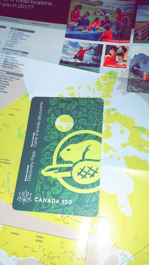 No People Text Close-up Canada Showusyourpass Show Us Your Pass Parks Parks Canada