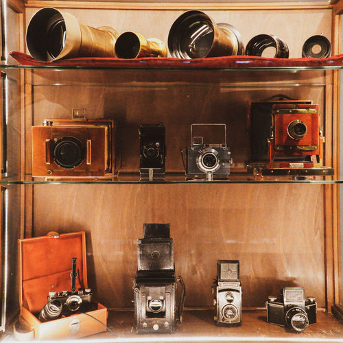 Museo nazionale del cinema - National Museum of Cinema Museo Nazionale Del Cinema Travel Destinations Travel Tourist Attraction  Tourist Destination National Museum Of Cinema Mole Antonelliana Italia Italy Piemonte Torino Turin Indoors  Technology No People Retro Styled Photography Themes Equipment Camera - Photographic Equipment Old Appliance Antique Still Life Arts Culture And Entertainment Large Group Of Objects Photographic Equipment Wood - Material Analog Stove Oven Vintage