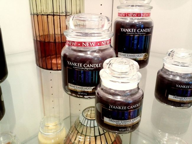 Candle Yankee Candle