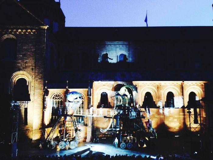 Nibelungen Festspiele in Worms Open Air Theater