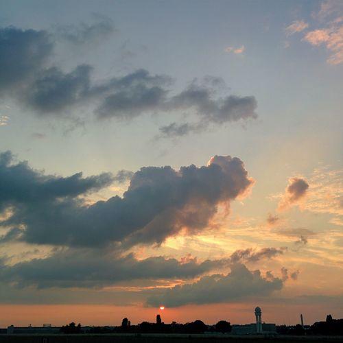 EyeEm Best Shots - Sunsets + Sunrise No Filter Afterglow Sky Porn