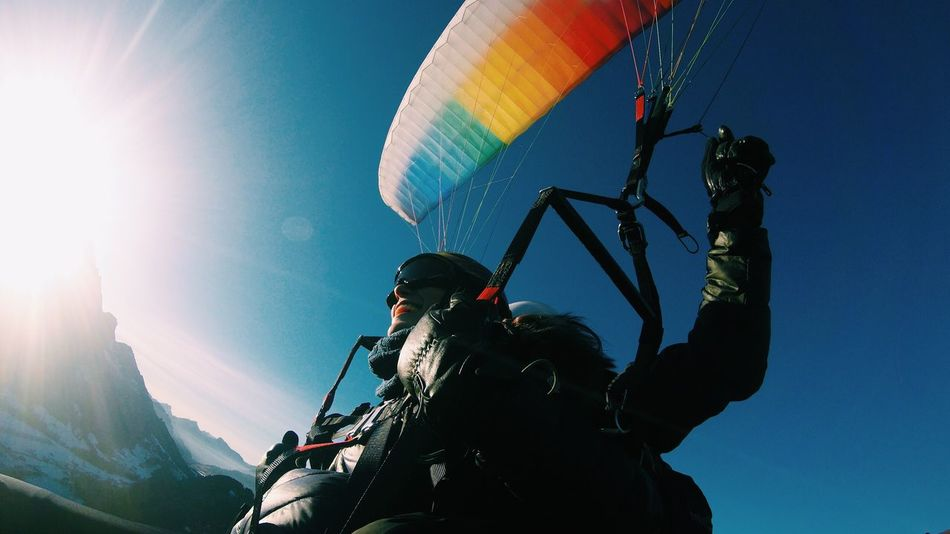Switzerland Gstaad Traveling Travel Photography Paragliding Adventure Flying