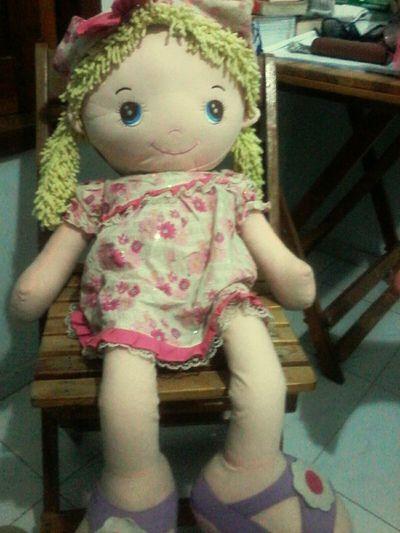 Humilde boneca perfeita