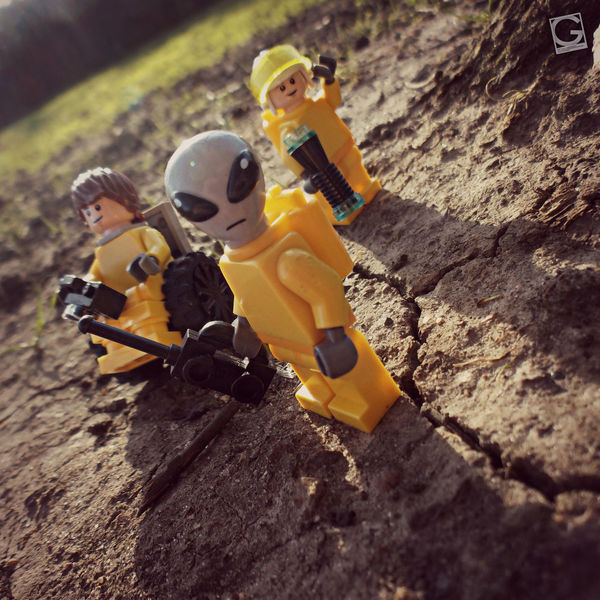 #Lego #the3pioneers #toyphotography