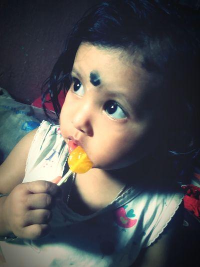 Nidhi Love Her Babylove :) First Eyeem Photo