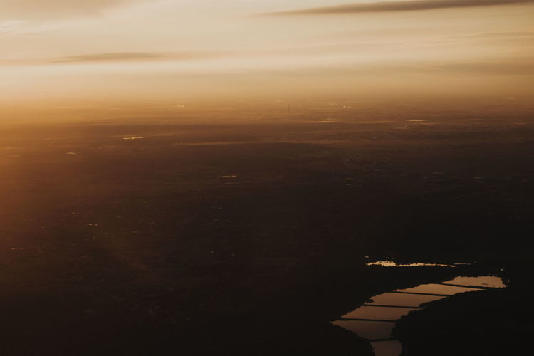 follow me on instagram : ulisi_Reflection No People Tranquility Sunset City Night Scenics Water Nature Sky Cityscape Light Minimal VSCO Minimalism Photography Mood Vscocam Landscape Nature Adventure