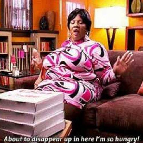 Raspusha Norbit Hungry