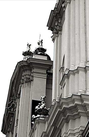 Theatinerkirche, one of Munich's finest churches, in the baroque style of architecture, from the late 17th century Baroque Architecture Church Architecture Church Exterior City History Sky Architecture Building Exterior Built Structure Ornate