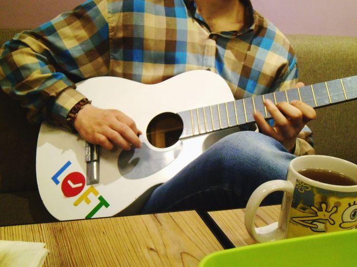 14/05/2016. Birthdaynight Birthday Human Hand Guitar Musician Musical Instrument Playing Music Electric Guitar Guitarist First Eyeem Photo
