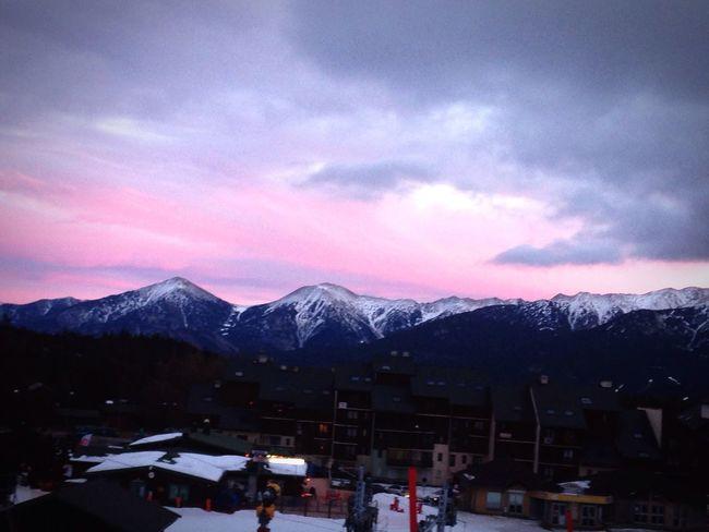 Showcase: January beautiful mountains ⛷☃
