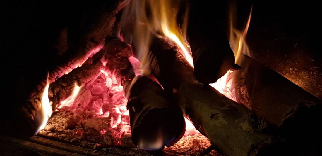 Calor Hottie Invierno Sensaciones Fuego Fire Lighting EyeEmNewHere