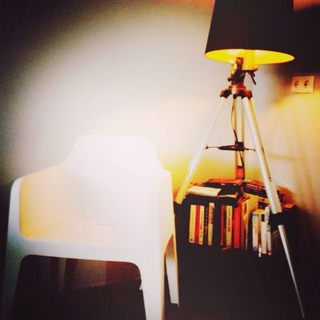 Pedral Chair Lamp Books Kitchen EyeEmNewHere