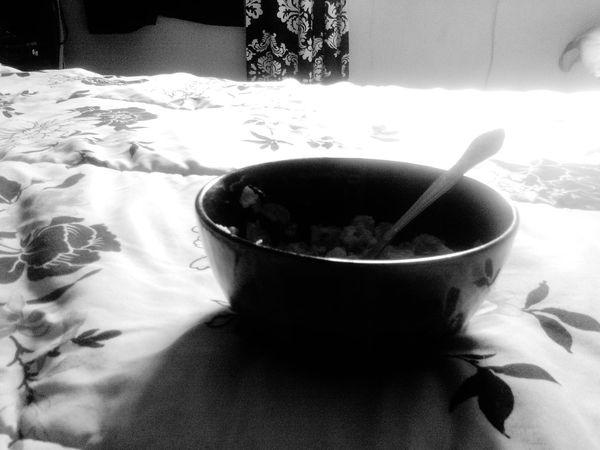 Sunday morning cereal... Yummyinmytummy Breakfast