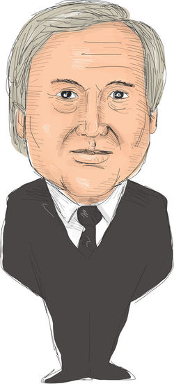 May 24, 2017: Watercolor style illustration of Antonio Manuel de Oliveira Guterres, a Portuguese politician and diplomat who is serving as the ninth Secretary-General of the United Nations viewed from front set on isolated white background done in cartoon caricature style. Antonio Antonio Guterres Antonio Manuel De Oliveira Guterres Businessman Caricature Effect Front View Guterres Human Face Looking At Camera One Person People Portrait United Nations Watercolor Painting White Background