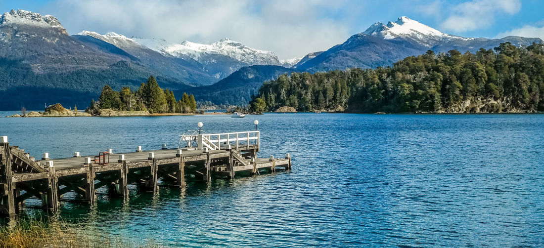 Bariloche, Argentina Beauty In Nature Day Mountain Mountain Range Nature Scenics Tranquility Water The Week On EyeEm