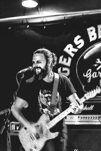 Red Beard is a southern rock band that has carved a niche nationally and internationally since the release of their first EP. During these last years they have not stopped giving concerts earning the respect of the public, the media and the critics.. Played at garagebar yesterday! Sweet music Photography Photo Photographer Photograph Garagebar Photographing Portraits Portrait Portrait Photography Blackandwhite Photography Blackandwhite Bw Bnw_collection Bnw Bnwphotography Music Live Music Red Beard Music Musical Instrument Men Arts Culture And Entertainment Close-up Musical Equipment