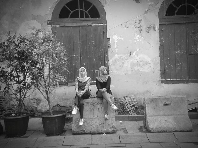 Old City Old Buildings Indonesia_allshot