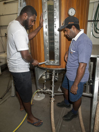 Nambawan Brewing Co Lini Highway Port Vila Vanuatu Beer Brewing Beer Employment Melancholic Landscapes Melanesia Nambawan Brewing Co Pacific Port Vila Vanuatu Vivid International