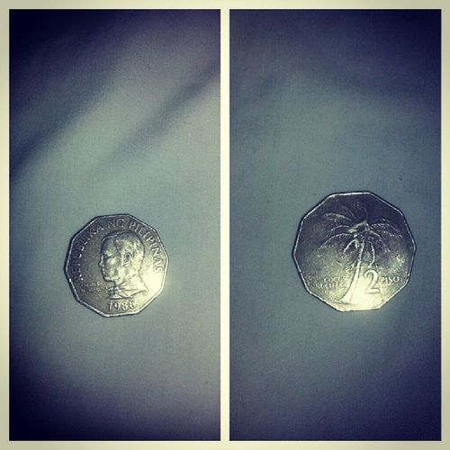 Who remembers this? Philppines Piso Instadaily Instagram Instapic Instacoin Nolstalgic Coin Filipino