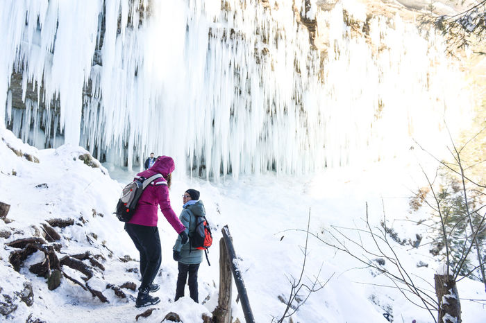 Adventure Farytale Frozen Frozen Water Frozen Waterfall Ice Age Iceland Icicle Icicles Icicles Dripping Icy Norway Peričnik Snow Snow Covered Snowing Two People Waterfall Waterfalls White Winter Winter Winter Trees Winterscapes Wintertime