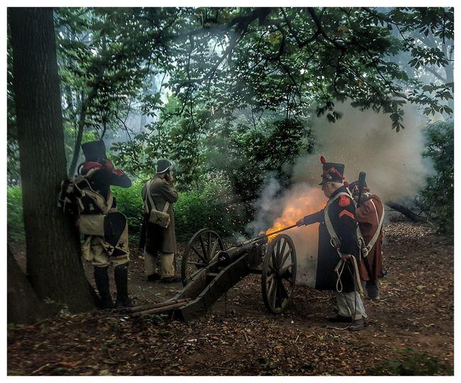Napoleon Wars Reenactment Napoleonic Napoleonicwar Empire 18emedeligne Waterloo Mobile Photography Soldier Napoleon Bonaparte Photography